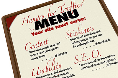 Online Marketing für Restaurants - SEO für Restaurants / Gastronomie